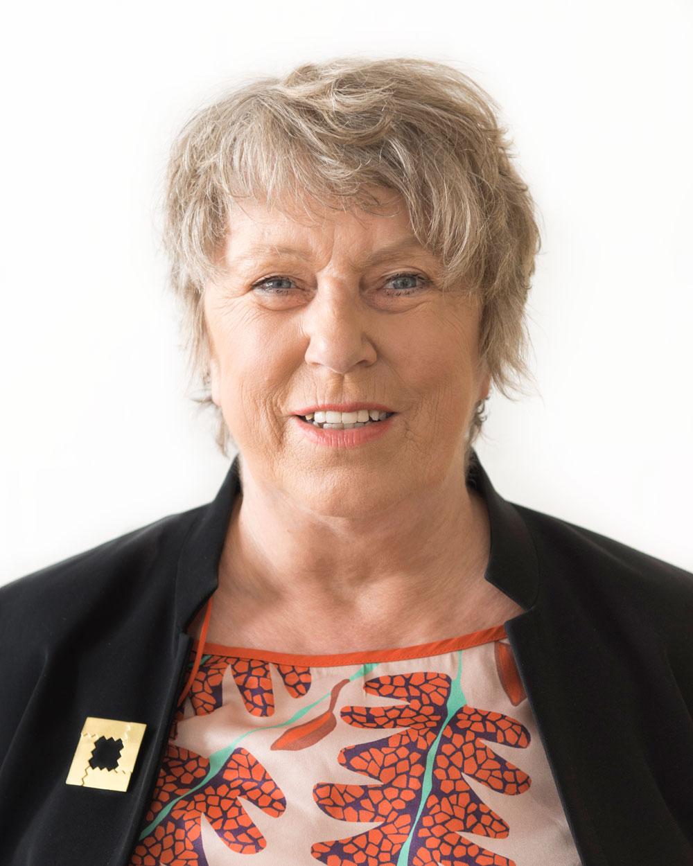Hannelore Paflik-Huber Portrait